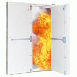 Puertas contra incendio for Puertas contra incendios