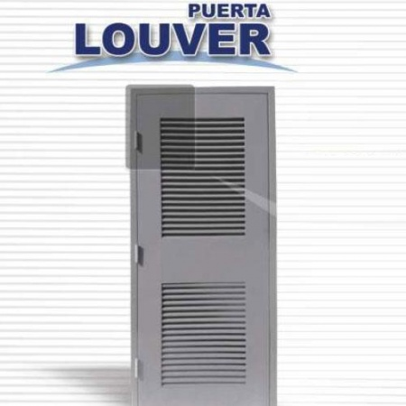 Post image for Puerta y fijos Louver