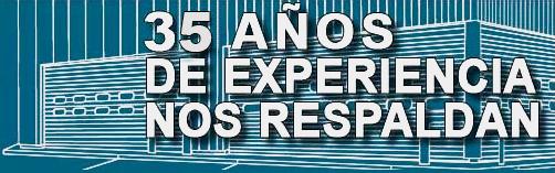 35 años de experiencia