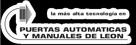Puertas Automáticas y Manuales de León Instalación y venta